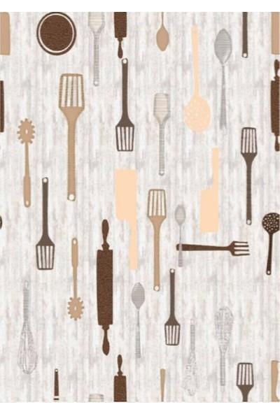 Brillant Latex Mutfak Halısı Tools 100x160 (1.6 M.Kare) HL11191.101