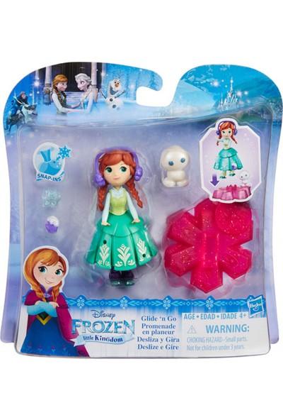Disney Frozen Little Kingdom Prenses Ve Kızağı B9249-B9874