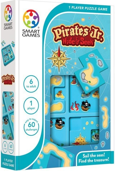 Smart Games Hide & Seek Pirates Jr.