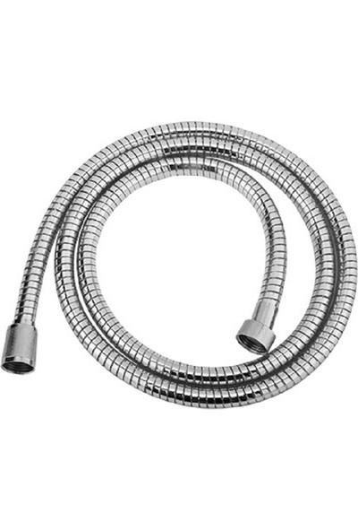RST® MANNESMANN Spiral Duş Hortumu 200 -240 cm (Uzayan) Vakum Ambalajlı