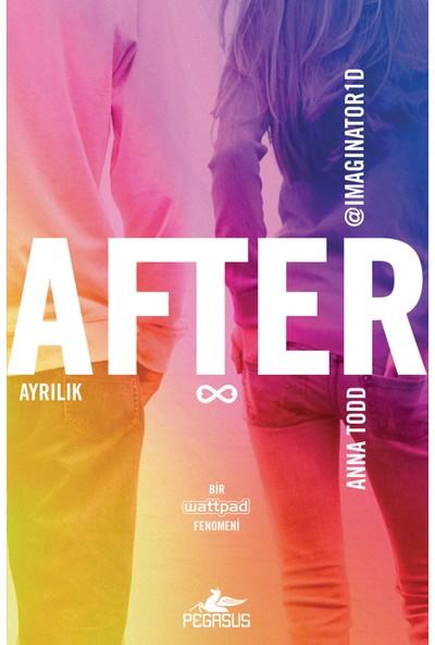 After 3: Ayrılık - Anna Todd