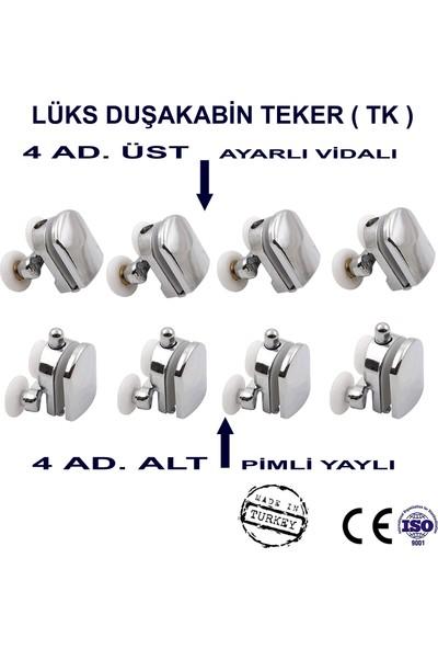 Ayrıntıshop Duşakabin / Cam Kabin Tekerleği Takım