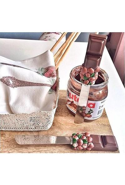Chocolate Knife Sarelle Çikolata Bıçağı / Çikolata Saplı Çikolata Sürme Bıçağı