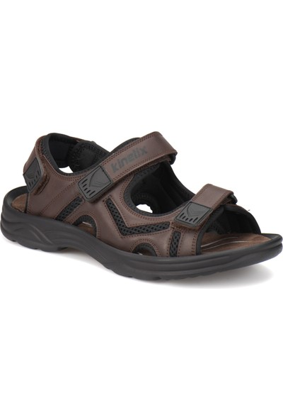 Kinetix Darken Kahverengi Erkek Sandalet