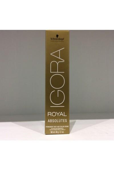 Schwarzkopf Igora Royal Saç Boyası 7-70 Kumral Bakır Doğal 60 Ml
