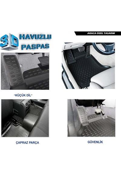 Gün-San Renault Fluance 3D Havuzlu Paspas 2009 Ve Sonrası A+Plus