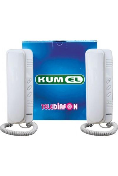Kumel Telediafon Konut Haberleşme Sistemi