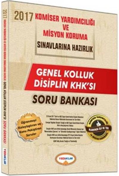 Yediiklim Yayınları 2017 Komiser Yardımcılığı Ve Misyon Kurum Sınavı Soru Bankası