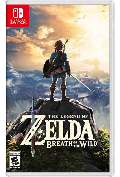 The Legend Of Zelda Breath Of The Wıld