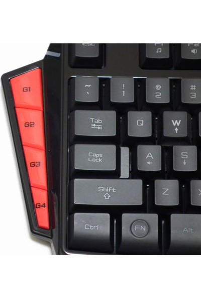 Redragon Wired Oyuncu Keyboard Asura - 70247