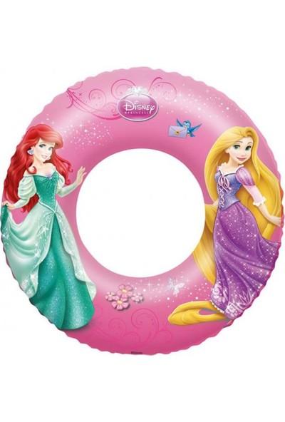 Bestway Disney Princess Swim Ring / Bestway 91043 Prenses Şişme Can Simidi 56 cm