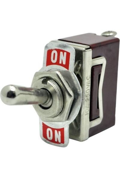 Gadahome El-Max Ic152 3 Ayaklı Büyük Boy Toggle Anahtar On-Off