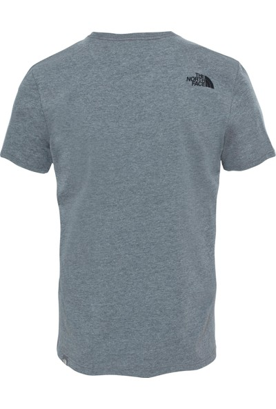 The North Face T0A3G1Jbv M S/S Woodcut Dome Tee Erkek T-Shirt