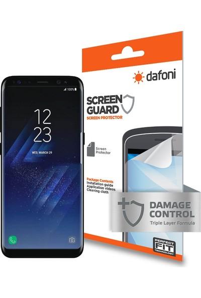 Dafoni Samsung Galaxy S8 Darbe Emici Full Ekran Koruyucu Film