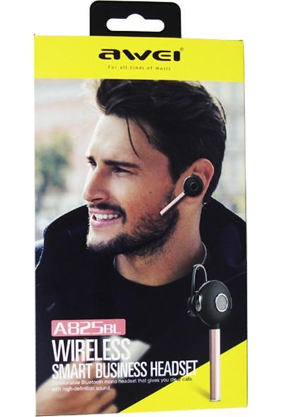 Awei Mono Bluetooth Kulaklık A825BL - Gold