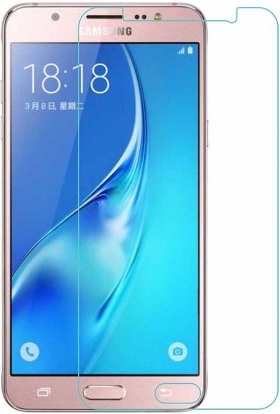 Case 4U Samsung Galaxy J5 Prime Cam Ekran Koruyucu