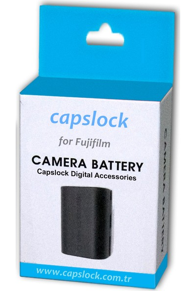 Fujifilm Np-120 Capslock Batarya