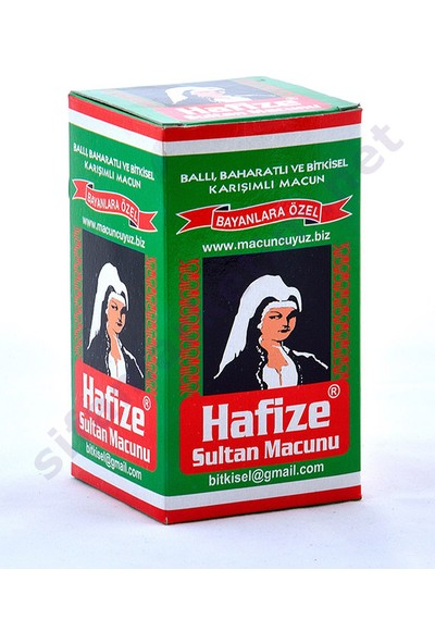 Hafize Sultan Bitkisel Karışım 400 gr