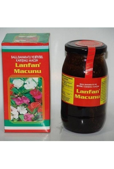 Doğa Farma Lanfan Bitkisel Karışım 400 gr