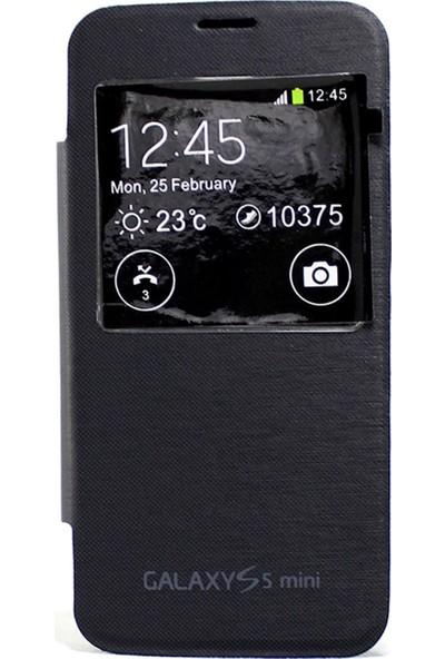Flip Cover Samsung Galaxy S5 Mini Kılıf