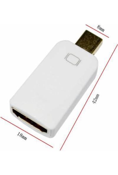 Alaca Apple Macbook Mini Display Port To Hdmı Mınık Adaptor
