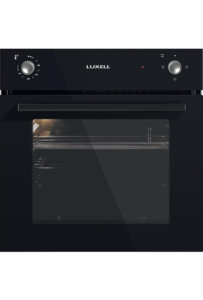 Luxell A6S2 Siyah Ankastre Fırın