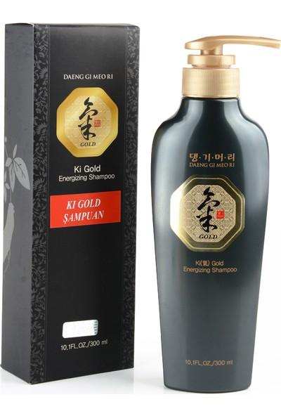 Ki Gold Şampuan 300 ml 2 Kutu