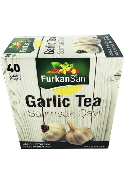 FurkanSarı Sarımsak Çayı