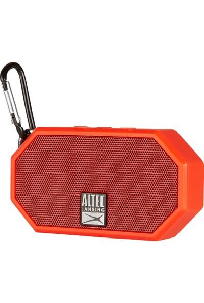 Altec Lansing Mini H2O Outdoor Bleutooth Speaker Kırmızı Hoparlör