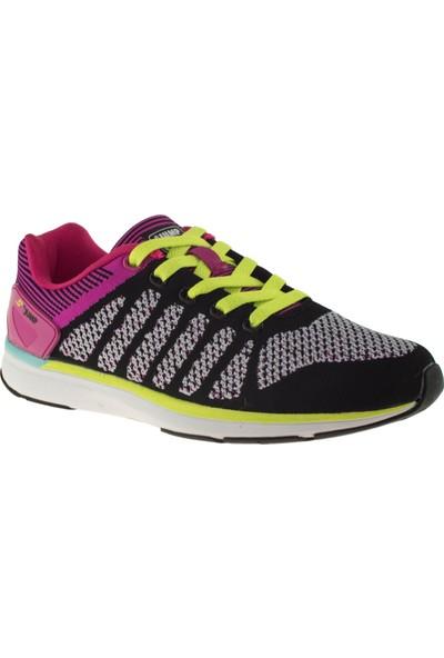 Jump 15189 Siyah Bayan Spor Ayakkabı