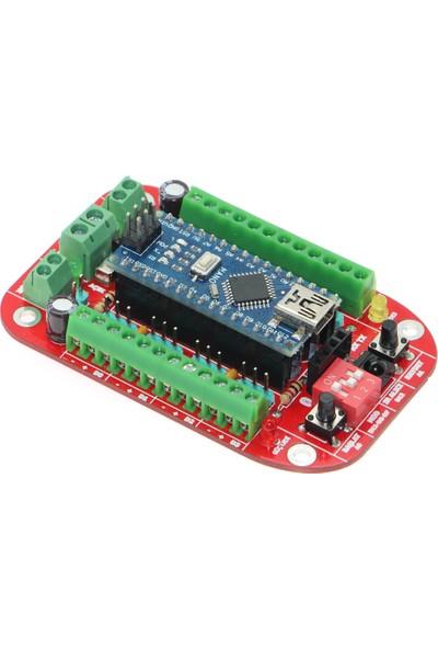 Robotzade NanoZade Arduino Robot Kartı