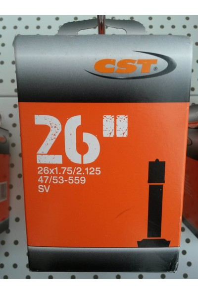 Cst 26*1, 75/2, 15