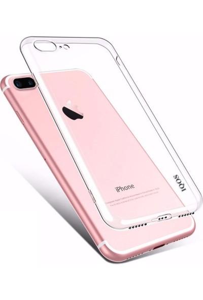 IQOS iPhone 7 Şeffaf Kılıf