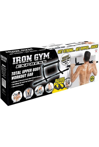 Iron Gym Irb.Igexp Multifonksiyonel Kapı Barı