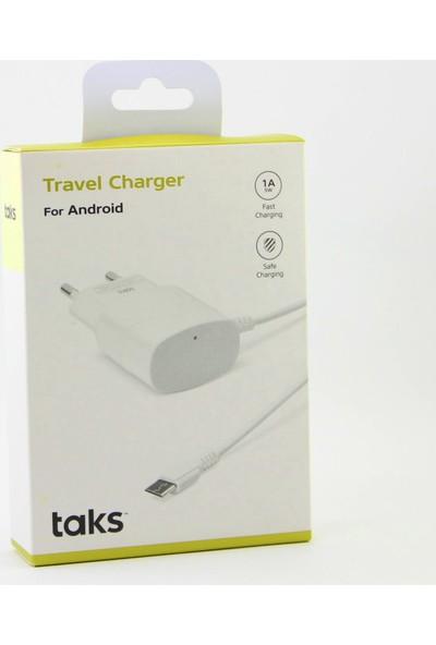 Taks Vizyon İletişim Samsung S2 S3 S4 Cep Telefonu Şarj Cihazı