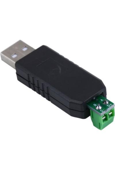 Usb To Rs485 Çevirici Adaptör Usb 485 Dönüştürücü Convertor