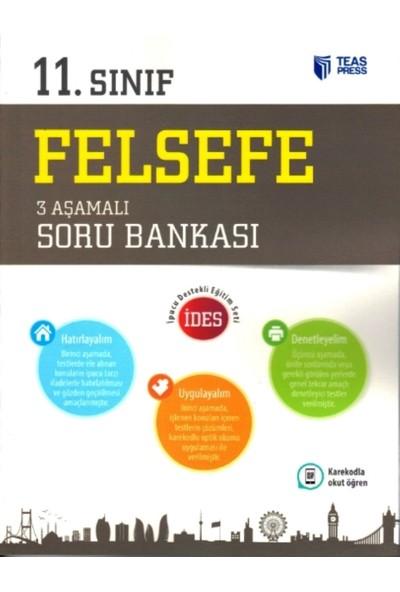 11. Sınıf Felsefe 3 Aşamalı Soru Bankası