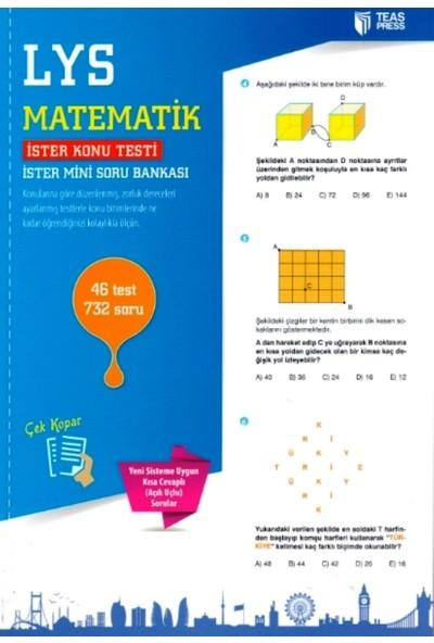 Lys Matematik Yaprak Test Çek Kopar