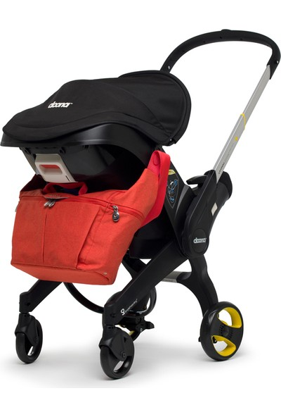 Doona Bebek Arabası Tam Gün Çantası Kırmızı