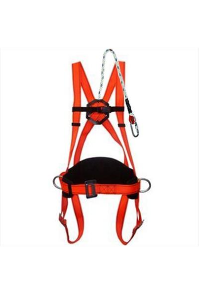 Safety Paraşüt Tipi Emniyet Kemeri