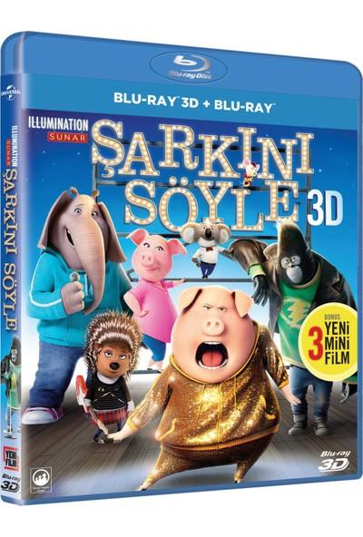 Şarkını Söyle 3D+2D Blu Ray Dısc