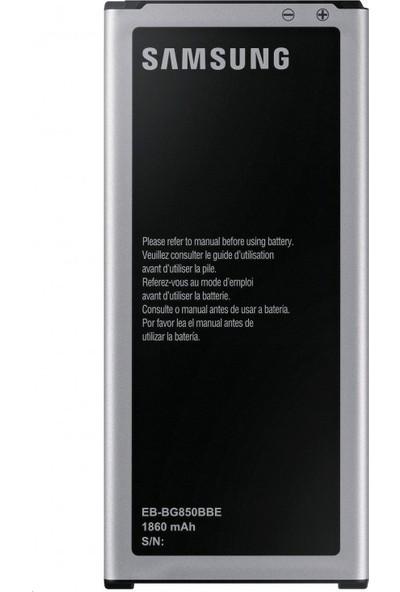 Casecrown Samsung Galaxy Alpha Batarya Pil