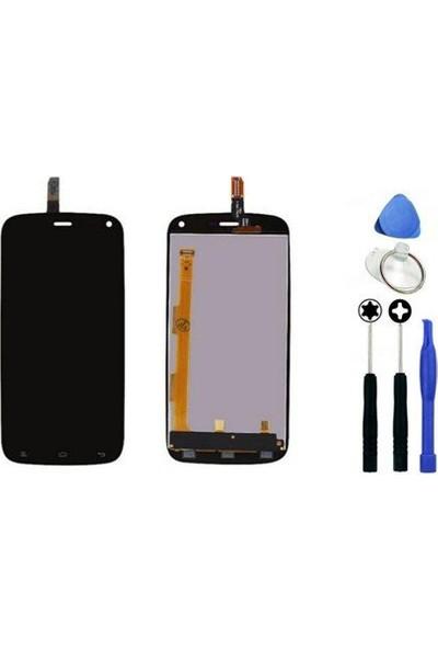 Casecrown General Mobile Discovery Lcd Ekran + Dokunmatik + Sökme Aparatı