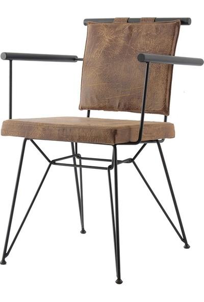 Ak Sandalye Endüstriyel Pyz Metal Sandalye