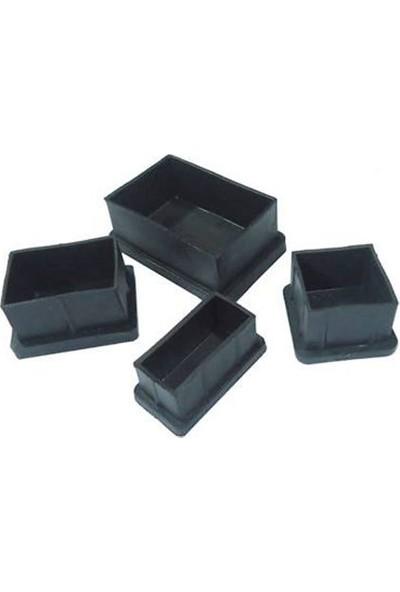 Profil İç Tapa Plastik 40X60 ( 3 Adet )