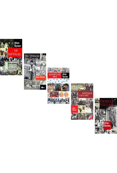 Altan Öymen 5 Kitap Set