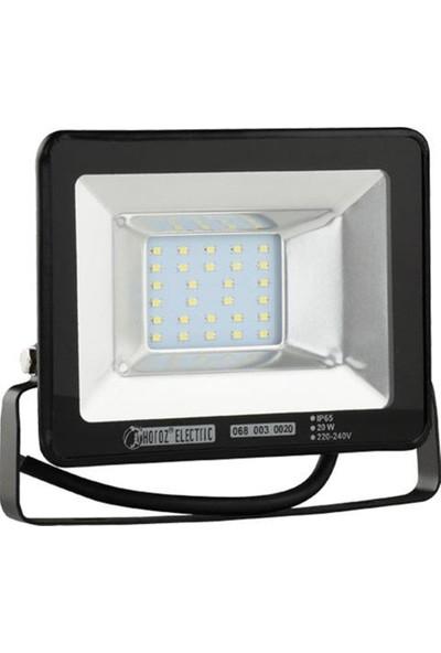 Horoz Puma-20 20 Watt 6400K Beyaz Işık Smd Led Projektör 20W
