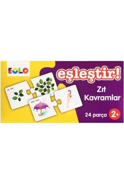 Eolo Eğitici Oyuncak Zıt Kavramlar