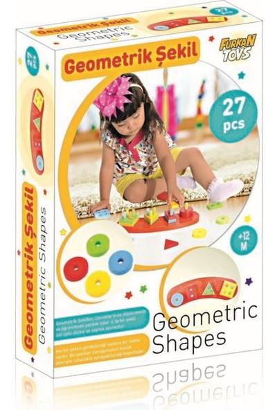 Furkan Toys Kutulu Geometrik Şekiller