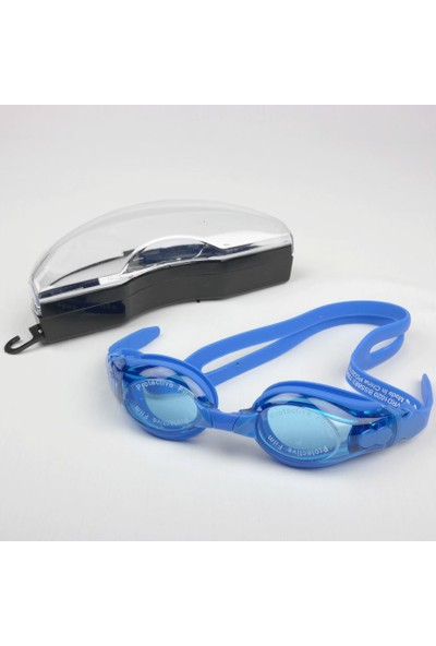İntex Pvc Kutu Blue Nature Yüzücü Gözlüğü